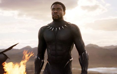 LONG LIVE THE KING: Chadwick Boseman who played as black panther died Aug. 28 while battling cancer for four years.