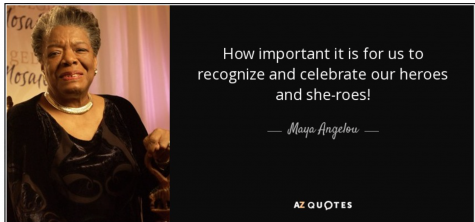 Maya Angelou: became a celebrated and influential narrative voice of American civil rights literature. She was one of the first African American women whose personally-focused writing was popularized. In the context of the 1960s, Angelou was an important figure associated with the Black Power movement.