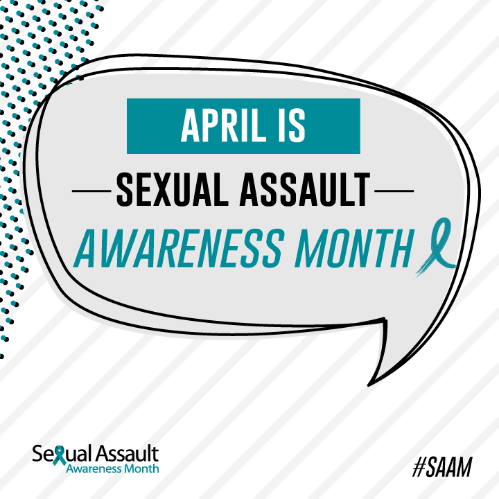 SURVIVORS: Sexual Assault Awareness Month is an annual campaign to raise public awareness about sexual assault and educate communities and individuals on how to prevent sexual violence. April 2021 marks the 20th anniversary of SAAM.