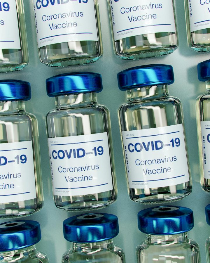 COVID-19: presents an article about updates on the pandemic and how it's affecting the world.