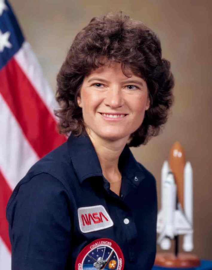 FEMALE MOTIVATION: This Image your seeing, is the first American woman to enter space and the third woman ever to appear in space. As one of the most motivated woman to remember, anything is possible for a female and woman can make their dreams come true. For WHM we remember her and admire what she has done for every different thing to motivate all females.