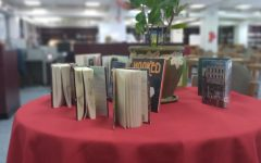 OPTIONS: The Media Center offers many different alternatives for bookworms.