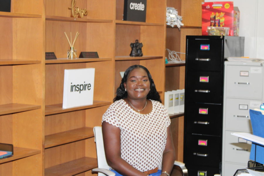 GO CANES: Jaquedia Jones is Inlet Groves ESE Coordinator and new cheer coach.