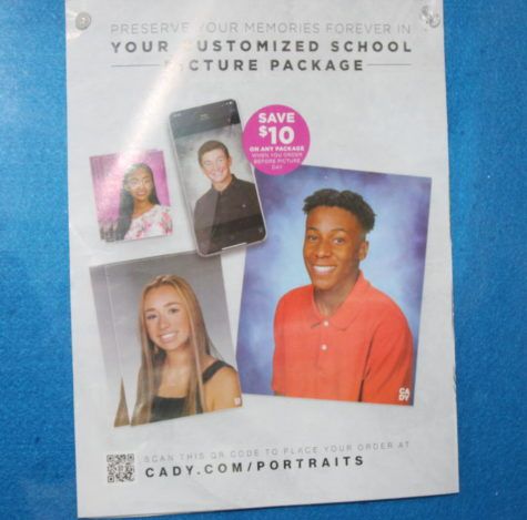 LIGHTS, CAMERA, ACTION: Picture day is on Wednesday, September 22nd.