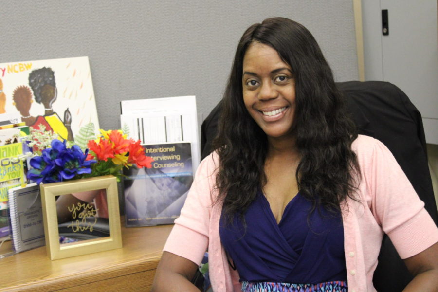 """MENTAL HEALTH AWARENESS: """"I am here to help and bring awareness to mental health, said Ms. Banks"""