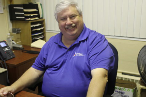 JACK OF ALL TRADES: Mr. Schiller is the director of Human Resources.